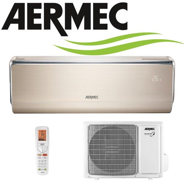 AERMEC Singlesplit SET SMG 270 W mit Außeneinheit 2,7 kW