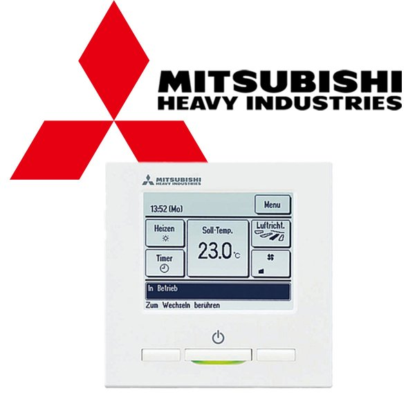 MITSUBISHI Touch-Kabelfernbedienung RC-EX3A