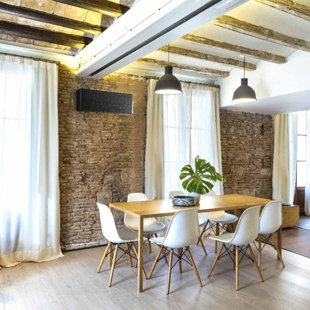 Daikin-Stylish-blackwood-Klimaanlage-Wandger-t-Raum