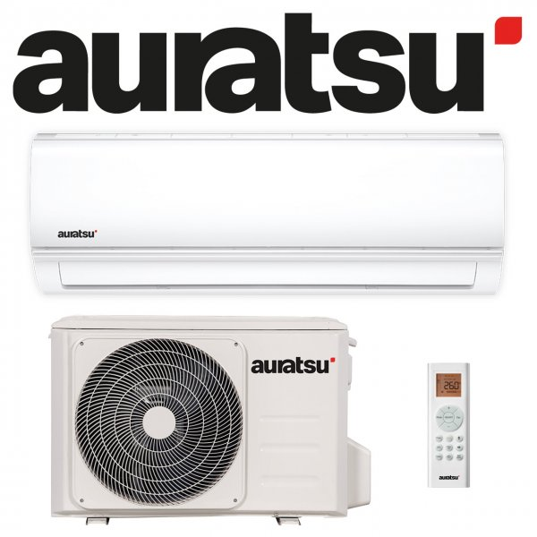 AURATSU Klimaanlage SET AWX-18KTA 5,3 kW mit Wandgerät