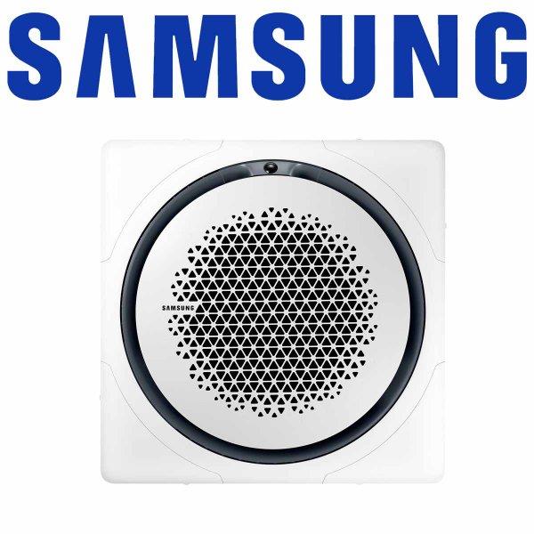 Samsung AC 100 WindFree 360° Kassette & Paneel quadratisch weiß 10 kW | RN4PKG/EU + PC4NUDMAN