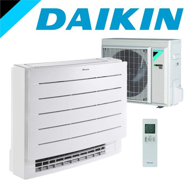 SET DAIKIN Perfera Truhengerät FVXM50A 5,0 kW inkl. Außeneinheit